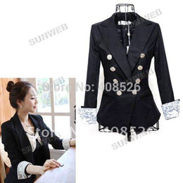 Canada Double Breasted Womens Suit Supply, Double Breasted Womens ...