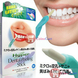 Wholesale Dental Oral Whitening Cleaning Stick - Wholesale-Free Shipping New arrive 2015,Whiten Teeth Tooth Dental Peeling Stick + 25 Pcs Eraser,Wholesale Oral Cavity Cleaning Tools XWO1
