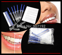 Wholesale-1Pack / lot neue Zähne, 44% Peroxid Zahnbleaching System-Oral Gel Kit Tooth Whitener MY318