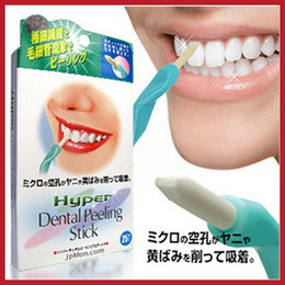 Gomme Dentaire Pas Cher-Vente en gros-promotion vente cheaptent Whiten dents Tooth Dental Peeling Bâton + 25 Pcs Eraser Haute Qualit New Design