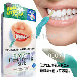 Gomme Dentaire Pas Cher-Gros-10 Packs New Tooth Teeth Dental Peeling Bâton + 25 Pcs Eraser Whiten # 3206