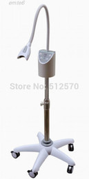Wholesale Dental Mobile - Wholesale-Mobile LED Dental Teeth Whitening System Teeth Bleaching Light Lamp