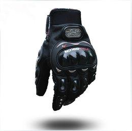 $enCountryForm.capitalKeyWord UK - Wholesale-Motor Bicycle gloves Motorcycle Cycling Racing Riding Antiskid Protective Gloves black wholesale SK831