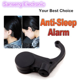 Wholesale Nap Alarm - Wholesale-Hot Selling Safe Device Anti Sleep Drowsy Alarm Alert for Car Driver Students Guards,Drive Alert Driver Awake,Nap Zapper Alert