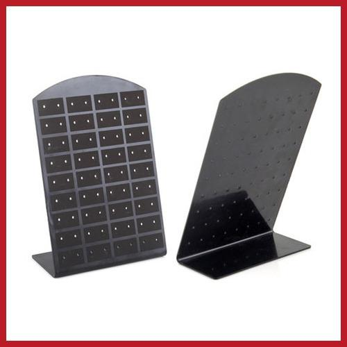 Wholesale-portable chinagoods 36 Pair Jewelry Holder Organizer Earrings Display Stand 24 hours dispatch Cute Fashion