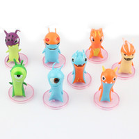 Wholesale slugterra toys resale online - New Cute cm different Slugterra set Figure Toy