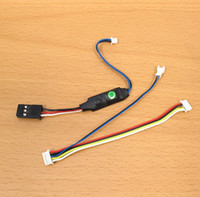 Wholesale Camera For Fpv - Wholesale-Free Shipping Walkera FPV Converter Connection Cable for Camera iLook DV04 TX5803 F7 F4 With the use of Scout X4