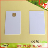 blank card chip - FM4428 Chip Smart Blank Card with Bytes EEPROM Memory Printable By ZebraP330i Printer