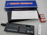 elmas testi toptan satış-Toptan-ÜCRETSIZ NAKLIYE !!! Gemstone II, elmas test kalemi, Pırlanta Seçici II, pırlanta