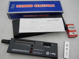 Wholesale-FREE SHIPPING!!! Gemstone  II , diamond testing pen,Diamond  Selector II ,diamond  on Sale