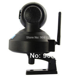 Wholesale Wifi Camera Ftp - Wireless Wifi Mini IP Camera CCTV PT Video Camera Security Motion Detection Alarm FTP 11Leds Night Vision Hot Sell