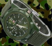 швейцарские часы оптовых-Wholesale-10pcs/lot Man quartz wristwatch Gemius ARMY outdoor sport Watches swiss free shipping