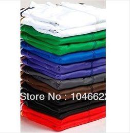 Wholesale Athletic Jacket Pants - Wholesale-Free Shipping - Fashion Women's Men's Sports Suit, Sportswear Athletic Clothing Sets Jackets Garment+Pants