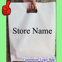 Custom Logo Plastic Shopping Bags Online   Custom Logo Plastic ...