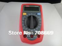 Wholesale Ut Multimeter - Wholesale-UT33C Palm Size Digital Multimeter UT-33C