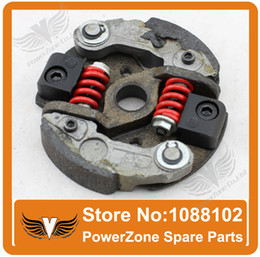 Wholesale 49cc Mini Quad Bike Parts - Wholesale-Performance Clutch Mini Moto Motor Two Stroke Pocket Dirt Pit Bike ATV Quad Buggy 47cc 49cc Parts Free Shipping