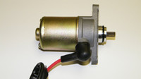 Wholesale Starter Scooter - Wholesale-Free shipping @ GY6 Scooter Starter GY6 50cc QMB139 Starter Motor Scooter Parts