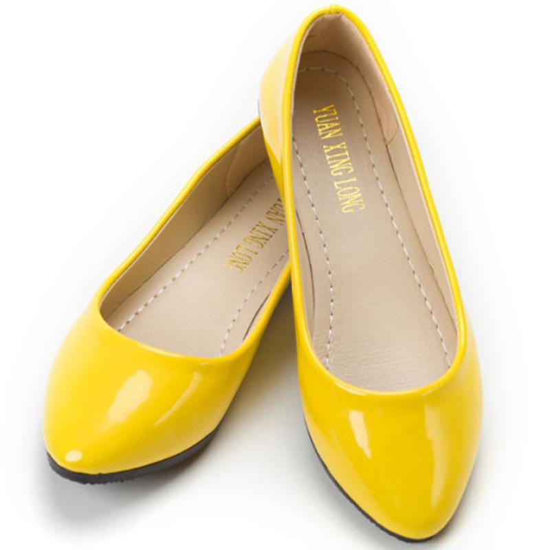 Find great deals on eBay for yellow flats shoes. Shop with confidence.