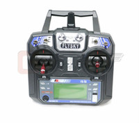empfänger 6ch großhandel-Großhandels-FLYSKY FS i6 FS-I6 2.4G 6CH Übermittler-Empfänger für RC Hubschrauber Multirotor