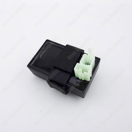 Wholesale Pit Bike Cdi - Wholesale-Motorcycle DC CDI Ignition Box 6 Pins Motocross For Moped Scooters ATV Quads Go Karts 50cc-250cc Pit Dirt Bike