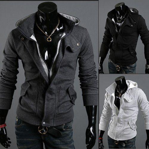 Versão Creed 2 Ezio Preto Cosplay Primavera e Outono modelos cardigan com capuz casuais de atacado 2020 novo estilo Hot venda New assassino escovado