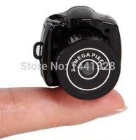 Wholesale Mini Factory Warranty - Portable Mini Camera Camcorder Video Recorder DVR Spy Hidden Pinhole Web Cameras Filmadora SJCAM Style Factory Warranty