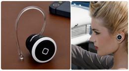 bluetooth наушники оптом упаковка Скидка Wholesale-original Mini Wireless Earphone Headset Headphone For  6 5S 4 Galaxy S5 S4 Lenovo Phone with Retail Package