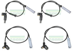Wholesale Abs Front Sensor - Wholesale-Wheel ABS Speed Sensor For BMW E36 323i 323is 328i 325i 325is Front + Rear 4pcs