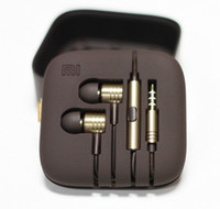 Wholesale- New Fashion Quality XiaoMi Piston Earphones Headph...