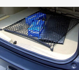 Wholesale K3 Cerato - Wholesale-For kia rio k2 sportage R 2015 2015 k3 K5 K4 cerato sorento soul Trunk string bag carrying network car accessories car styling