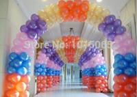 glückliche tage film groihandel-Großhandels-BL0203 500pieces / lot 10inch Perlenballone Partei-Dekoration-Geburtstags-Ballon-Latexbogen für Dekoration globos ballons Klassiker