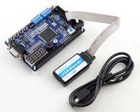 Wholesale Fpga Altera Board - Wholesale-FPGA Cyclone Altera FPGA EP1C3T144 Development Learning Board + USB Blaster JTAG programmer