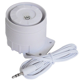 Сирена для автосигнализации онлайн-Wholesale-wire siren,horn,car siren,piezo alarm, piezo siren, piezo buzzer, free shipping