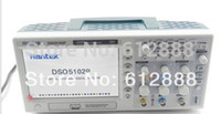 Wholesale Hantek DSO5102P Digital Oscilloscope MHz Channels GS s TFT LCD x480 Record Length K USB AC110 V