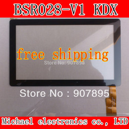 """Wholesale Q88 Winner - Wholesale-free shipping 7"""" Capacitive Touch screen digitizer panel for All winner A13 Q88 Tablet PC 30pins on connector CZY6075E-FPC"""