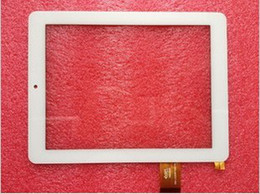 Wholesale Onda V811 Quad - Wholesale-Free shipping 8inch Capacitive touch screen for ONDA V801,V811,V812 quad-core Tablet touch ,cable 300-L4315A-A00,white color