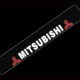Wholesale Car Front Glass Stickers - UG_ Southeast v3 front stop stickers MITSUBISHI car stickers lancer windshield glass stickers