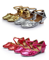 Wholesale Wedding Shoes Roses - Wholesale-party shoes for girls children shoes 2015 girls party leather wedding shoes red black rose EUR size 24-41
