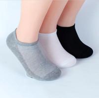 Wholesale Cheapest Socks Wholesale - Wholesale-sock mesh low cut sport 10pairs lot short summer socks sports sock Cotton Blends Men Sport Ankle Socks.fit size39-42 Cheapest !