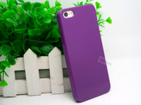 Wholesale Iphone5 Case 1pc - Wholesale-1pc Cases Skin For Apple iphone5 5S Case For iPhone5S 5 Multy Colors For Mobile Phone Protection Shell::NG--SNG-SKAL01