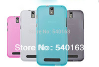 Wholesale free phone cases for android online – custom in stock protective soft case cover TPU for ZOPO ZP998 MTK6592 Octa Core Android Smart Phone