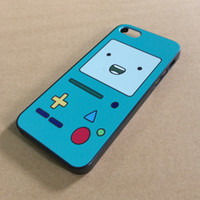 Wholesale Beemo Case - Wholesale-Free shipping 21 designs Adventure Time Beemo BMO Jake, Finn, lumpy space princess Design Hard Back Cover case for iphone 5 5s