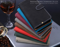 Wholesale Iphone5 Wallet Book - Wholesale-Soft Luxury Wallet Leather Case For iPhone 5 5S With Stand Flip Book Design With Card Holder Phone Case For iPhone5 5S iPhone5S