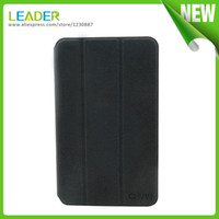 Wholesale Tablet Pc Abs - Wholesale-Original 8 Inch Chuwi VI8 Leather Case PU & ABS Material Leather Case with Transparent Back Cover For Chuwi VI8 Tablet PC