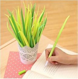 Wholesale Pilot Pens - Wholesale-funny Magic pilot Pen school supplies office kawaii pens Super soft grass modeling 24.5cm longth Z298