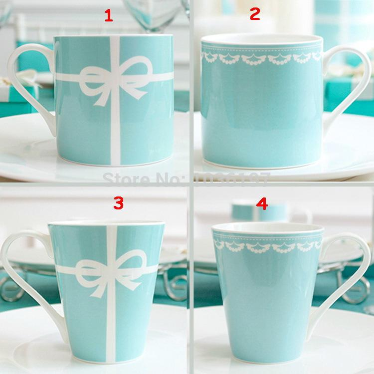 Porcelain Wedding Favors: Wholesale Ceramic And Porcelain Tiffany Mugs And Cups