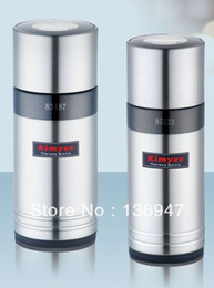 Wholesale Vacuum Filter Filtering Flasks - Wholesale-Free Shipping High Quality 304 Stainless steel Double wall 380ML Gentle Vacuum Flask,Thermos with filter-keep hot  cold 16 hours