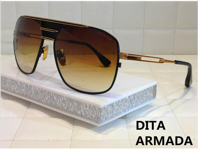 b10354316de5 Armada Sunglasses Men Fashion Brand Dhl Titanium Frame Sunglasses Dita  Armada Cheap Ray Bans .. dita sunglasses price in india ...