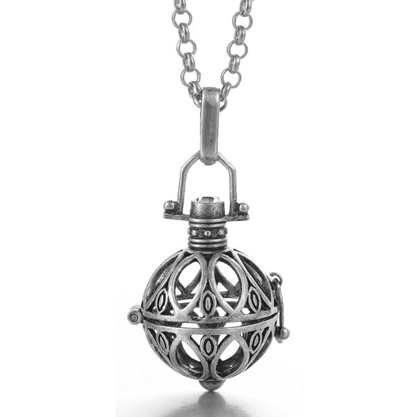 Antik Gümüş Kaplama