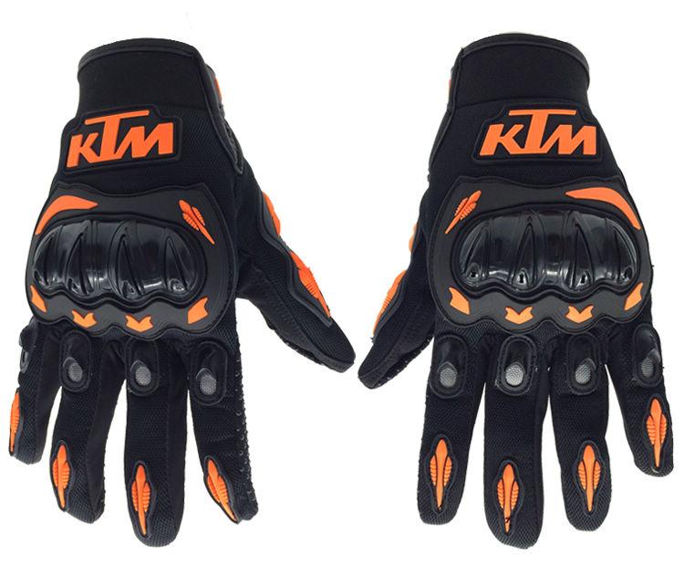 acheter ktm marque moto gant plein doigt motocross armure guantes moteur v lo gants de du. Black Bedroom Furniture Sets. Home Design Ideas
